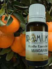 Aceite esencial Mandarina Aromium