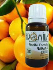 aceite esencial naranja dulce aromium