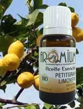 Petitgrain limón Aromium