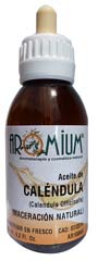 Aceite vegetal caléndula Aromium