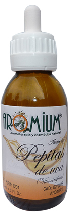 aceite vegetal semilla de uva