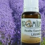 El aceite esencial de lavanda y el asma