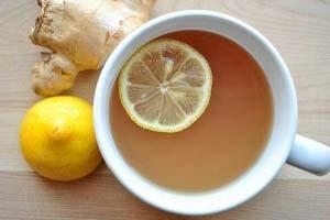limon y jengibre