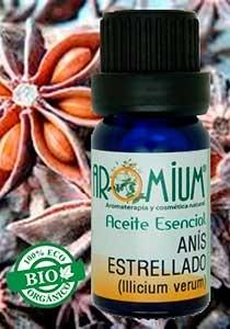 Aceite esencial Anís estrellado (Bio)