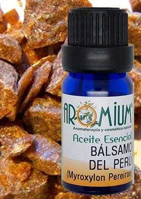 Aceite esencial balsamo del peru