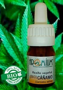 Aceite vegetal Cáñamo bio