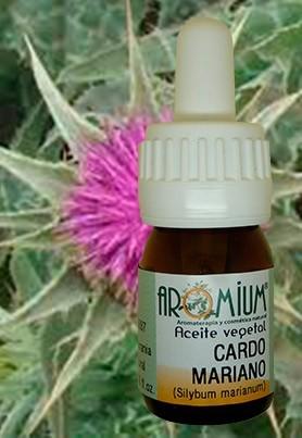 Aceite Cardo mariano aceite vegetal (semillas)