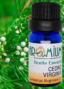 Aceite esencial Cedro de Virginia
