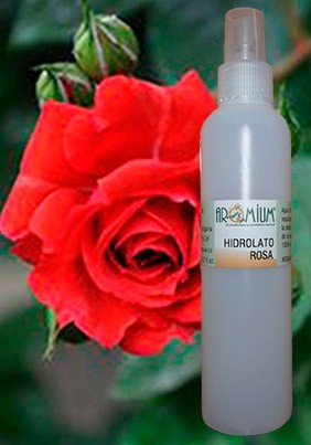Hidrolato Rosa damascena 200 ml.