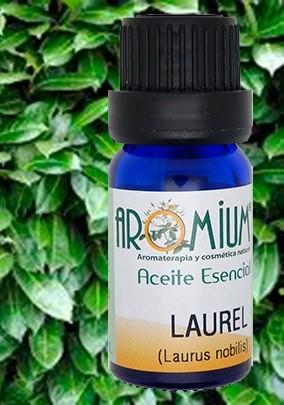 Aceite esencial Laurel Aromium
