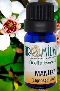 Aceite esencial Manuka