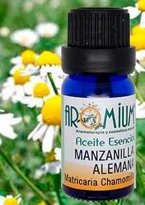 Aceite esencial Manzanilla Alemana