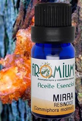 Aceite esencial mirra resinoide
