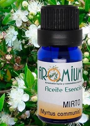 Aceite esencial Mirto aromium