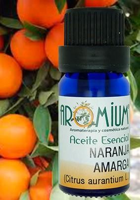 Aceite esencial naranja amarga
