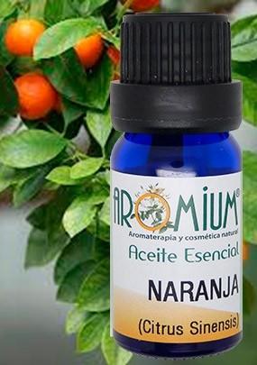 Aceite esencial Naranja Aromium