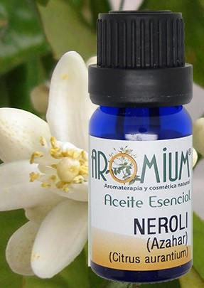 Aceite esencial neroli azahar