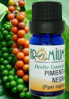 Aceite esencial Pimienta Negra