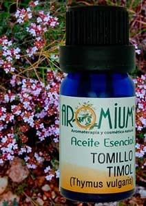 Aceite esencial Tomillo Timol