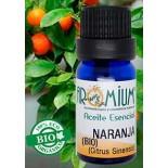 Aceite esencial Naranja (Bio)