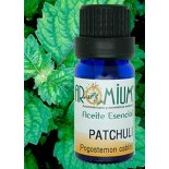 Aceite esencial Patchuli