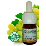 Aceite vegetal Pepita de Uva (Bio)