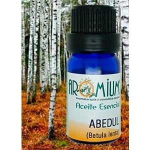 Aceite esencial de Abedul