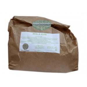 Arcilla Verde 1 kg