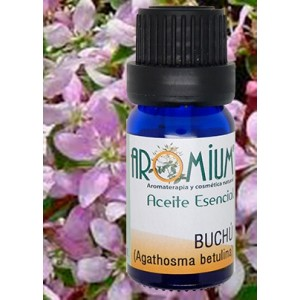 Aceite esencial buchu
