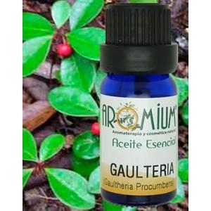 Aceite esencial Gaulteria Aromium