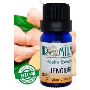 Aceite esencial Jengibre Bio