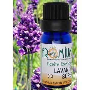 Aceite esencial Lavandín super bio Aromium