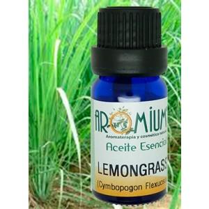 Aceite esencial lemongrass (hierba limón)