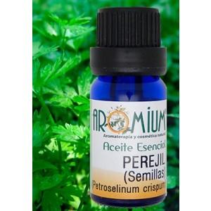 Aceite esencial perejil
