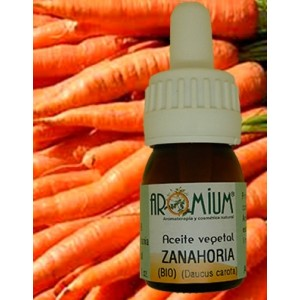 Aceite vegetal Zanahoria Bio