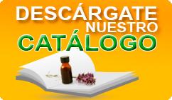 Catálogo de aceites esenciales